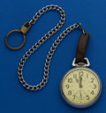 Timepieces:Pocket (post 1900), Hamilton Double Time Zone 992 B Pocket Watch. ...
