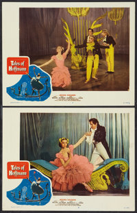 "Tales of Hoffmann (Universal, 1951). Lobby Cards (2) (11"" X 14""). Musical. ... (Total: 2 Items)"
