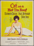 """Movie Posters:Drama, Cat on a Hot Tin Roof (MGM, 1958). Poster (30"""" X 40""""). Style Z.Drama.. ..."""