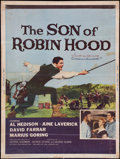 """Movie Posters:Adventure, The Son of Robin Hood and Others Lot (20th Century Fox, 1959).Posters (3) (30"""" X 40""""). Adventure.. ... (Total: 3 Items)"""