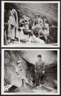 """Movie Posters:Adventure, The Last Outpost (Paramount, 1935). Photos (2) (8"""" X 10"""").Adventure.. ... (Total: 2 Items)"""