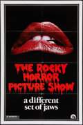 """Movie Posters:Rock and Roll, The Rocky Horror Picture Show (20th Century Fox, 1975).International One Sheet (27"""" X 41"""") and Advertising Supplement (5Pa... (Total: 2 Items)"""