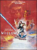 """Movie Posters:Fantasy, Willow (MGM, 1988). French Grande (45.5"""" X 61.5""""). Fantasy.. ..."""