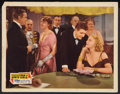 "Movie Posters:Mystery, Charlie Chan at Monte Carlo (20th Century Fox, 1937). Lobby Card(11"" X 14""). Mystery.. ..."