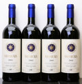 Italy, Sassicaia 2004 . Tenuta San Guido . Bottle (4). ... (Total:4 Btls. )