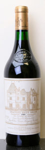 Red Bordeaux, Chateau Haut Brion 1989 . Pessac-Leognan. bsl. Bottle (1). ... (Total: 1 Btl. )