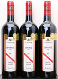 Australia, D'Arenberg Cabernet Sauvignon 2001 . Copper Mine Road.Bottle (3). ... (Total: 3 Btls. )