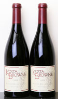Domestic Pinot Noir, Kosta Browne Pinot Noir 2008 . Russian River Valley. Bottle (2). ... (Total: 2 Btls. )