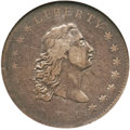 Early Dollars, 1794 $1 VF25 NGC. B-1, BB-1, R.4. ...