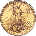 Proof Saint-Gaudens Double Eagles, 1910 $20 PR65 NGC....