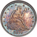 Proof Twenty Cent Pieces, 1877 20C PR67 NGC....
