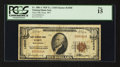 National Bank Notes:West Virginia, Gary, WV - $10 1929 Ty. 1 Gary NB Ch. # 13505. ...