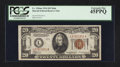 Small Size:World War II Emergency Notes, Fr. 2304 $20 1934 Mule Hawaii Federal Reserve Note. PCGS Extremely Fine 45PPQ.. ...