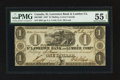 Canadian Currency: , Malbay, LC- St. Lawrence Bank & Lumber Company $1 May 25, 1837Ch. # 665-10-02. ...