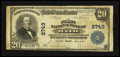 National Bank Notes:Maine, Bath, ME - $20 1902 Plain Back Fr. 650 The First NB Ch. # 2743. ...