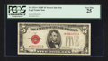 Small Size:Legal Tender Notes, Fr. 1531* $5 1928F Narrow Legal Tender Note. PCGS Very Fine 25.. ...