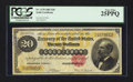 Large Size:Gold Certificates, Fr. 1178 $20 1882 Gold Certificate PCGS Very Fine 25PPQ.. ...