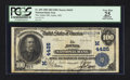 National Bank Notes:Missouri, Joplin, MO - $100 1902 Date Back Fr. 692 The Joplin NB Ch. #(M)4425. ...