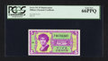 Military Payment Certificates:Series 541, Series 541 5c Replacement PCGS Gem New 66 PPQ.. ...