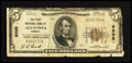 National Bank Notes:Virginia, Altavista, VA - $5 1929 Ty. 1 The First NB Ch. # 9295. ...