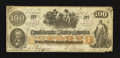 Confederate Notes:1862 Issues, CT41/316 Counterfeit $100 1862.. ...