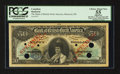 Canadian Currency: , Montreal- PQ- The Bank of British North America $50 July 3, 1911Ch. # 55-24-14S Specimen. ...