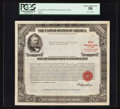 Large Size:Demand Notes, $100,000 U.S. Treasury Bond of 1963. PCGS Choice About New 58. ....