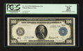 Large Size:Federal Reserve Notes, Fr. 1123 $100 1914 Federal Reserve Note PCGS Apparent Very Fine 25.. ...