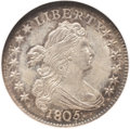 Early Dimes, 1805 10C 4 Berries MS66 NGC. JR-2, R.2....