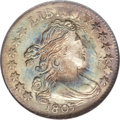 Early Dimes, 1807 10C MS64 NGC. JR-1, R.2....