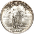 Standing Liberty Quarters, 1916 25C MS65 Full Head PCGS. CAC....