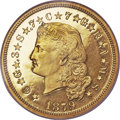 Proof Four Dollar Gold Pieces, 1879 $4 Flowing Hair Stella PR66 Ultra Cameo NGC....