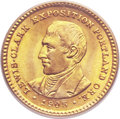 Commemorative Gold, 1905 G$1 Lewis and Clark MS66 PCGS....