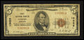 National Bank Notes:Nebraska, Cozad, NE - $5 1929 Ty. 1 First NB Ch. # 13426. ...
