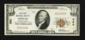 National Bank Notes:Pennsylvania, Mercer, PA - $10 1929 Ty. 1 The First NB Ch. # 392. ...