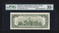 Error Notes:Offsets, Fr. 2168-G* $100 1977 Federal Reserve Note. PMG Choice Very Fine 35 EPQ.. ...