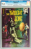 Silver Age (1956-1969):Horror, Twilight Zone #7 File Copy (Gold Key, 1964) CGC NM+ 9.6 Off-whiteto white pages....