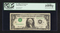 Error Notes:Inverted Third Printings, Fr. 1908-J $1 1974 Federal Reserve Note. PCGS Very Fine 25PPQ.. ...