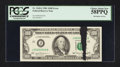 Error Notes:Ink Smears, Fr. 2169-J $100 1981 Federal Reserve Note. PCGS Choice About New58PPQ.. ...