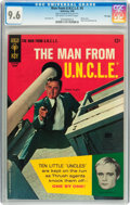 Silver Age (1956-1969):Adventure, Man from U.N.C.L.E. #5 File Copy (Gold Key, 1966) CGC NM+ 9.6 Off-white to white pages....
