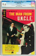 Silver Age (1956-1969):Adventure, Man from U.N.C.L.E. #7 File Copy (Gold Key, 1966) CGC NM+ 9.6 Off-white to white pages....