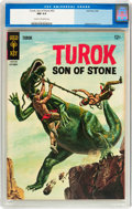 Silver Age (1956-1969):Adventure, Turok, Son of Stone #53 (Gold Key, 1966) CGC NM 9.4 Cream to off-white pages....