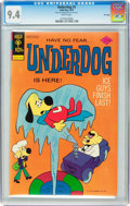 Bronze Age (1970-1979):Cartoon Character, Underdog #3 File Copy (Gold Key, 1975) CGC NM 9.4 White pages....