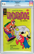 Bronze Age (1970-1979):Cartoon Character, Underdog #12 File Copy (Gold Key, 1977) CGC NM+ 9.6 White pages....
