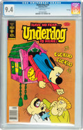 Bronze Age (1970-1979):Cartoon Character, Underdog #20 File Copy (Gold Key, 1978) CGC NM 9.4 White pages....