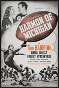 """Movie Posters:Sports, Harmon of Michigan (Columbia, 1941). Uncut Pressbook (16 Pages, 12.25"""" X 18.5""""). Sports.. ..."""