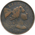 Large Cents, 1794 1C Starred Reverse Fine 12 PCGS. S-48, B-38, Low R.5....