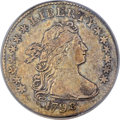 Early Dimes, 1798 10C Small 8 XF40 PCGS. CAC. JR-3, R.5....