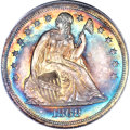 Proof Seated Dollars, 1868 $1 PR65+ PCGS....