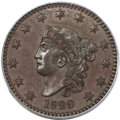 Proof Large Cents, 1829 1C Bronzed PR64 Brown PCGS. CAC. N-6, R.6....